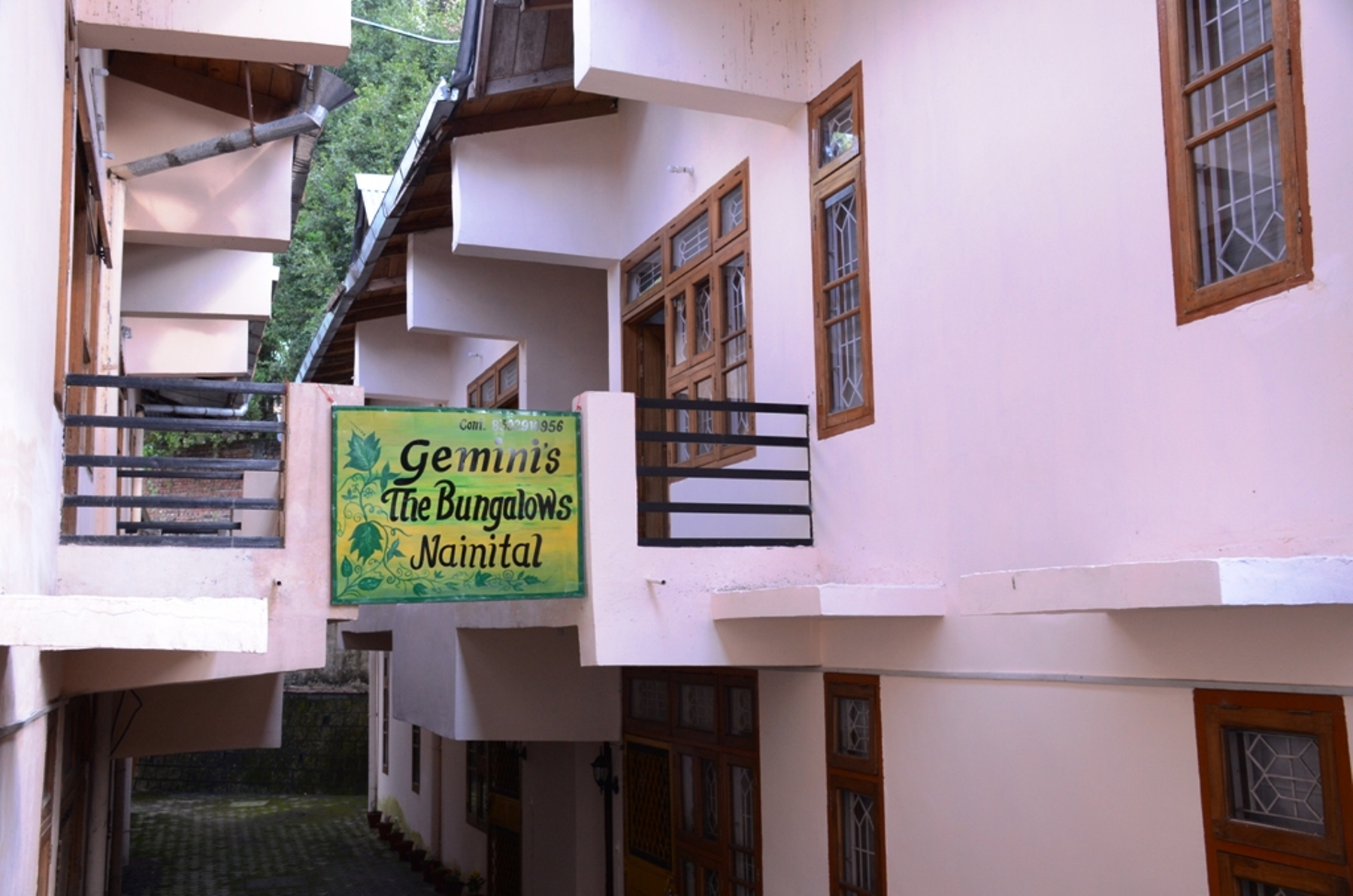 The Bungalows, Nainital