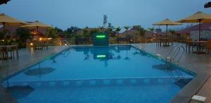 WoodStock Villas, Coorg swimming-pool